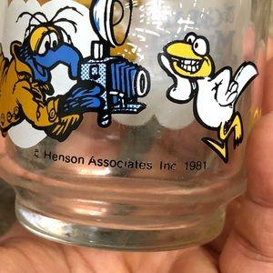 Mcdonalds Other - McDonald's glass 1981..